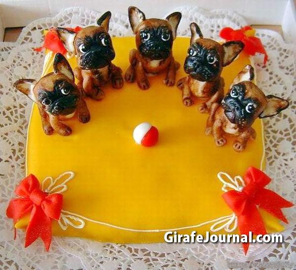 Красивые торты фото на день рождения