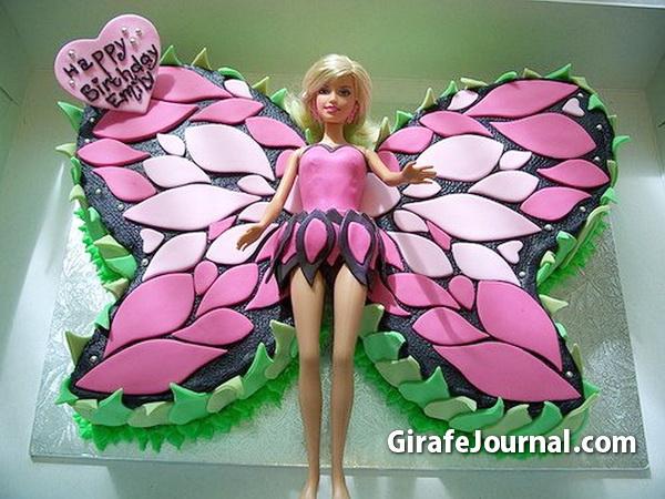 Торты для девочек на день рождения с фото