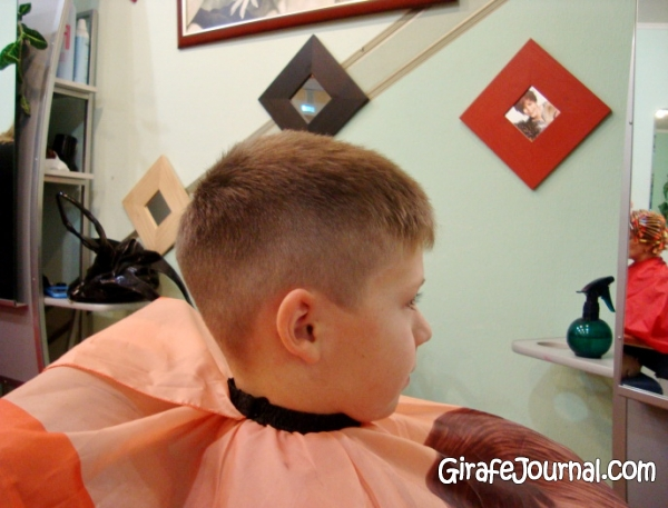 стрижки для мальчика 11 месяцев Бразилия: Заходите
