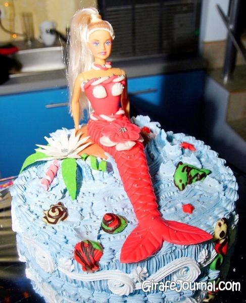 Торти для дівчаток з фото