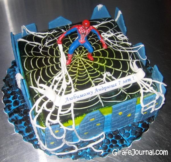 Торти для хлопчиків з фото