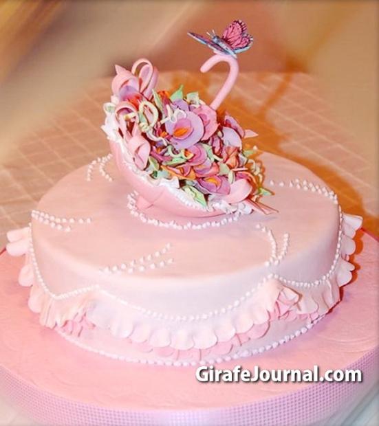 Торти для дівчаток на день народження з фото