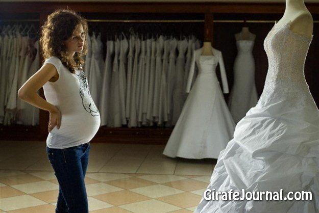 Сценарий свадьбы-для беременной невесты