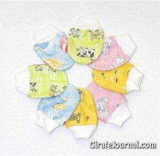 Царапки для новорожденного 8