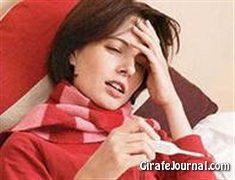 Симптомы лихорадки картинка