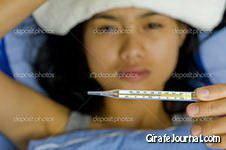 фото симптомы лихорадки