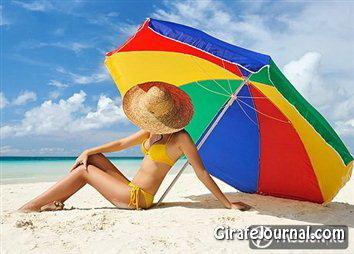 Как лечить аллергию на солнце картинка