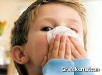 Как лечить насморк у детей фото